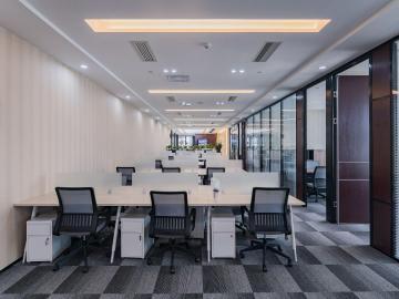 788平米中洲大厦 高层紧邻地铁 业主直租配套齐全