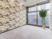 楼下地铁 生命保险大厦 703平米可备案 低层电梯口