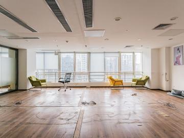 中国有色大厦中层 423平米近地铁 可备案电梯口