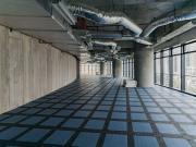 文博大厦 3680平米 地铁直达可备案 低层电梯口