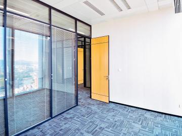 京基100 290平米 楼下地铁业主直租 中层商业完善