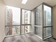 308平米大冲商务中心 中层近地铁 可备案电梯口