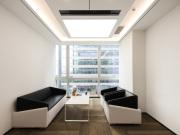 大冲商务中心 302平米 楼下地铁电梯口 低层精装
