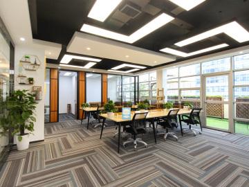 299平米深圳软件园一期 高层红本备案 拎包入驻免佣写字楼出租