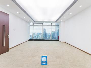 卓越世纪中心高层 448平米地铁直达 可备案业主直租