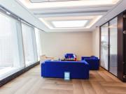 京基滨河时代大厦 534平米 紧邻地铁可备案 低层电梯口