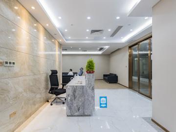 新华保险大厦低层 536平米地铁出口 正电梯口拎包入驻写字楼出租