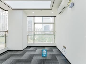 地铁直达 创建大厦 328平米可备案 低层精装