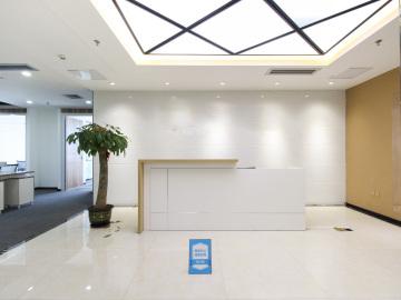396平米深圳湾科技生态园 高层正电梯口 精装修钥匙在手写字楼出租