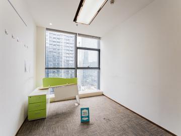 358平米理想时代大厦 高层楼下地铁 可备案精装