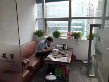 博丰大厦 134平米 业主直租精装 高层