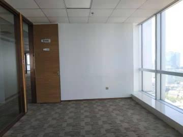 2023平米大冲商务中心 高层近地铁 电梯口可租整层