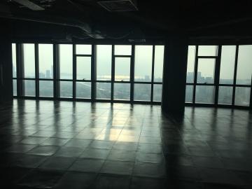 豪方天际广场二期 1237平米 随时看房 高层