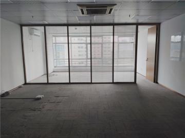 天安数码时代大厦 188平米 红本备案一手业主 低层精装修写字楼出租