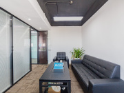 宏奕大厦 110平米 精装商业完善 高层