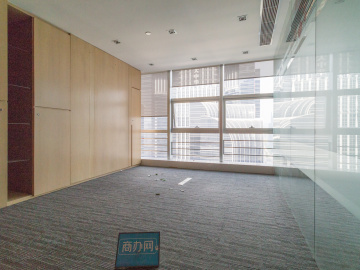 近地铁 金中环商务大厦 250平米可备案 中层高使用率