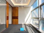 冠华大厦高层 85平米地铁口 可备案精装