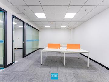 业主直租 一本电子商务产业园 150平米配套完善 中层优选办公