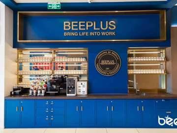 Bee+联合办公(财富大厦)