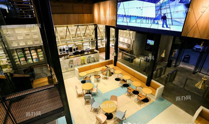 Bee+联合办公(南山区·南玻电子大楼分店)3