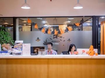 优谷湾区孵化器(U8智造产业园)共享办公