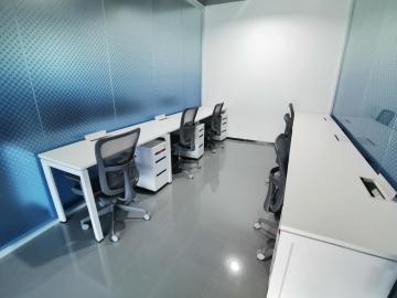 智汇港湾人工智能孵化器(CFC长富中心) 独立6人间