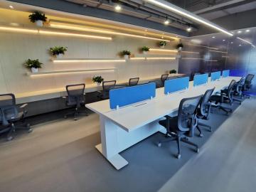 智汇港湾人工智能孵化器(CFC长富中心) 固定工位