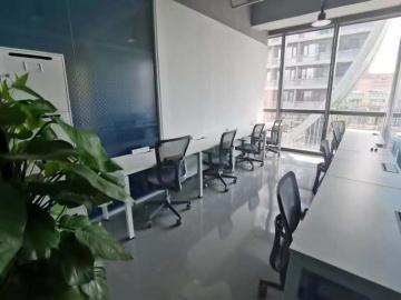 智汇港湾人工智能孵化器(CFC长富中心) 独立8人间