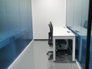智汇港湾人工智能孵化器(CFC长富中心) 独立2人间