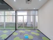 可备案 神舟电脑大厦 360平米电梯口 高层精装