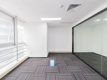 万轩国际低层 358平米沿地铁 红本备案精装修写字楼出租