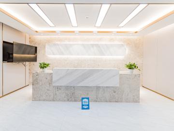 祥祺大厦高层 398平米电梯口 装修好即租即用写字楼出租