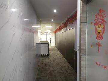 金銮国际商务大厦低层 442平米地铁口 直租装修好写字楼出租