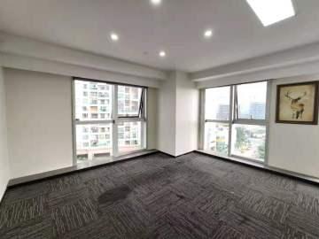 龙光大厦低层 1252平米地铁直达 可备案可租整层
