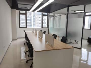 星河传奇铂寓S 136平米 可备案精装 高层办公好房