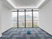 方大城中层 1036平米可备案 电梯口精装