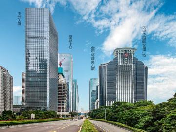 中洲大厦写字楼楼盘