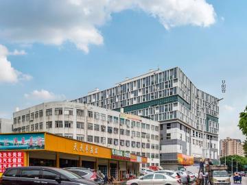 牛栏前u创谷港深国际中心