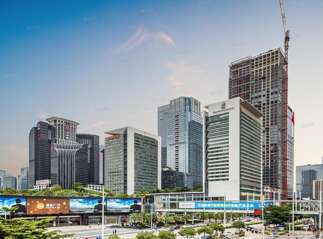 大中华国际交易广场8