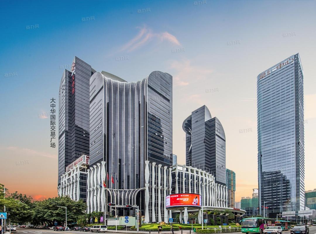 大中华国际交易广场6