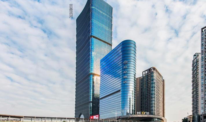 京基滨河时代大厦20
