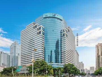 太平洋商贸大厦写字楼楼盘