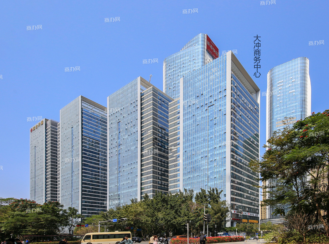 大冲商务中心5