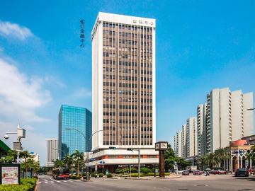 蛇口金融中心大厦