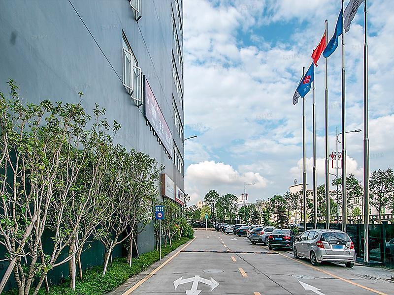 坂田国际中心5