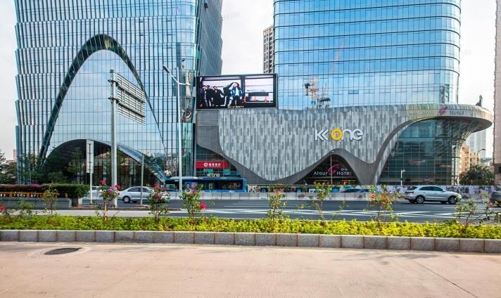 京基滨河时代大厦16