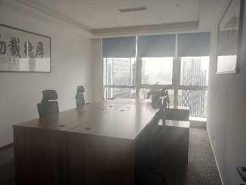 地铁直达 华润置地大厦 336平米精装 中层商业完善