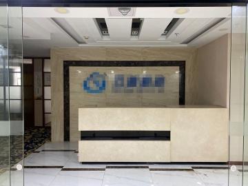 鼎丰大厦(深圳河南大厦)中层 370平米地铁直达 电梯口业主直租