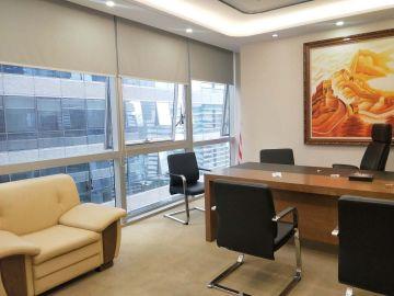 大冲商务中心中层 421平米楼下地铁 可备案精装