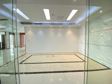 636平米大冲商务中心 中层楼下地铁 可备案配套齐全